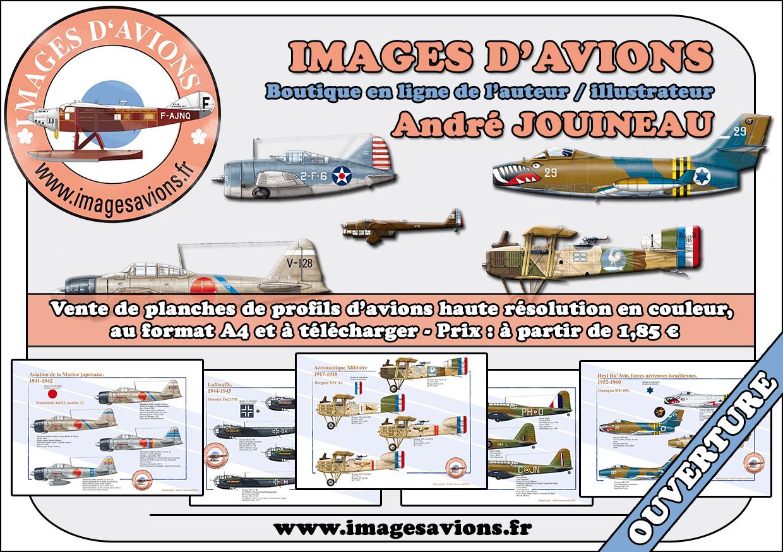 Visuel A7 boutique Images d'Avions