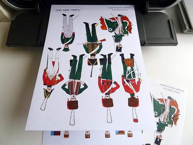 Etape 4 - Comment régler son imprimante pour optimiser l'impression des Planches IDS et IDA ?