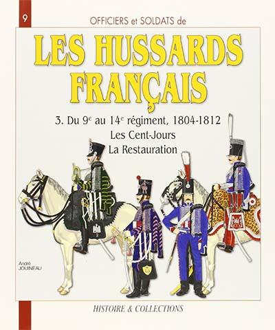 Officiers et soldats des hussards français, tome 3
